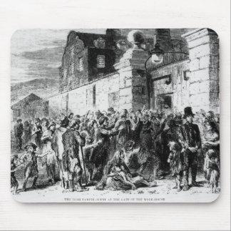 The Irish Famine Mouse Pad
