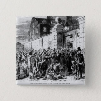 The Irish Famine Pinback Button