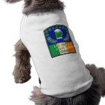 The Irish Feer No Beer Doggie T Shirt