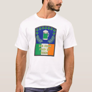 The Irish Feer No Beer T-Shirt