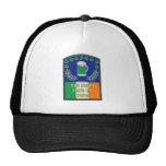 The Irish Feer No Beer Trucker Hats