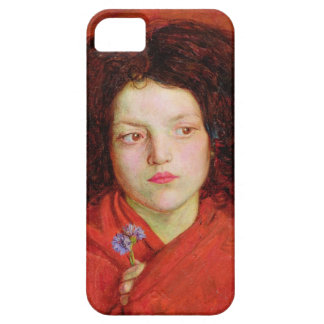 The Irish Girl, 1860 (oil on canvas laid down on b iPhone 5 Case