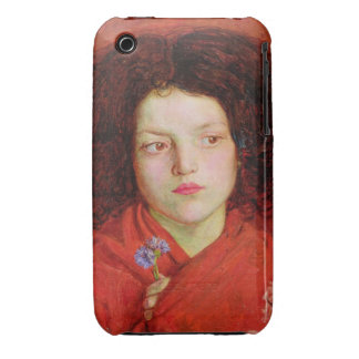 The Irish Girl, 1860 (oil on canvas laid down on b Case-Mate iPhone 3 Case