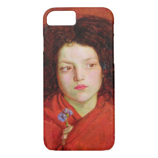 The Irish Girl, 1860 (oil on canvas laid down on b iPhone 7 Case