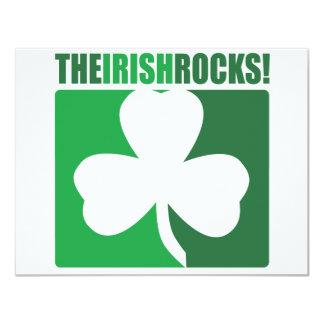 The Irish Rocks! Card