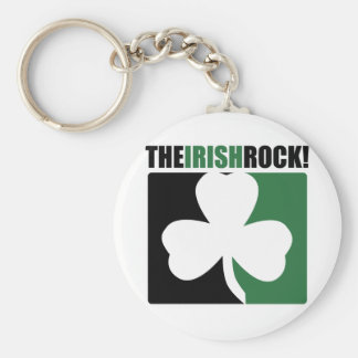 The Irish Rocks! Keychain
