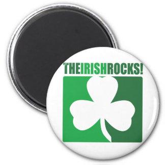 The Irish Rocks! Magnet