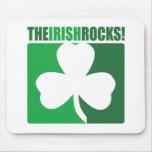 The Irish Rocks! Mouse Pad