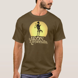 The Iron Horseman - Brown Shirt