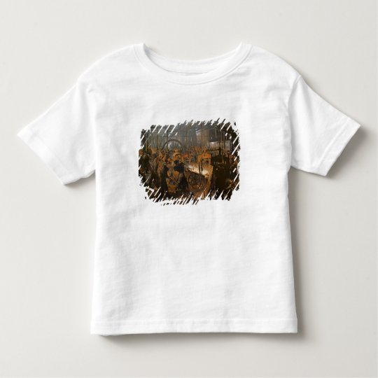 The Iron-Rolling Mill , 1875 Toddler T-shirt