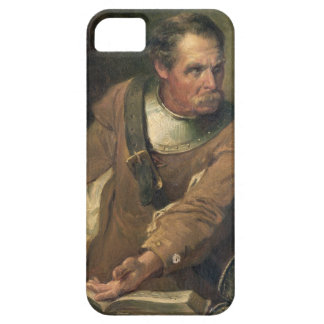 The Ironside (oil on canvas) (pair of 124491) iPhone 5 Covers