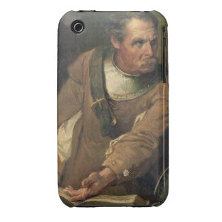 The Ironside (oil on canvas) (pair of 124491) iPhone 3 Case-Mate Case