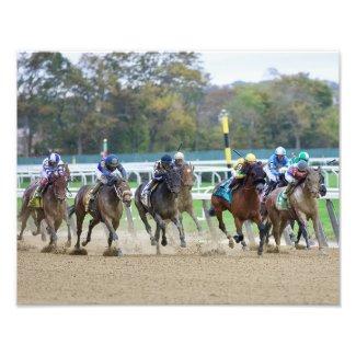 The Iroquios Stakes - Empire Showcase Day Photo Print