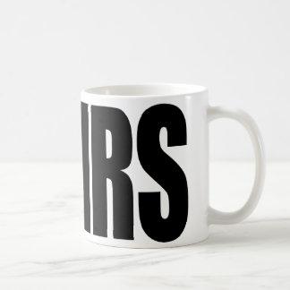 The IRS, THEIRS T-Shirts Coffee Mug