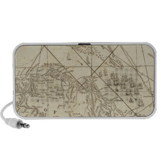 The Island of Cuba with part of the Bahama Banks Travel Speakers