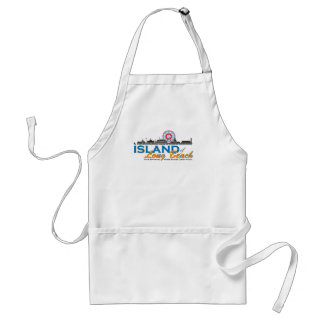 The Island of Long Beach Official Gear Apron