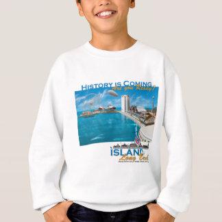 The Island of Long Beach Official Gear Sweatshirt