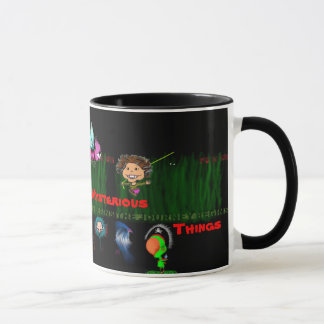 The Island of Mysterious Things Mug