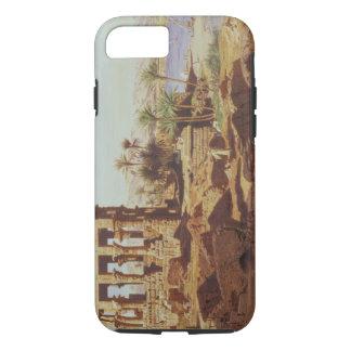 The Island of Philae, 1866 (w/c) iPhone 8/7 Case