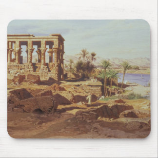 The Island of Philae, 1866 (w/c) Mouse Pad