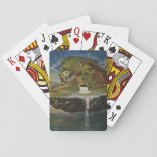 The Island Playing Cards