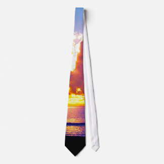 The Islands Blue Tie