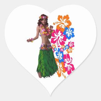 THE ISLANDS SOUL HEART STICKER