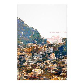 The Isle of Capri Stationery