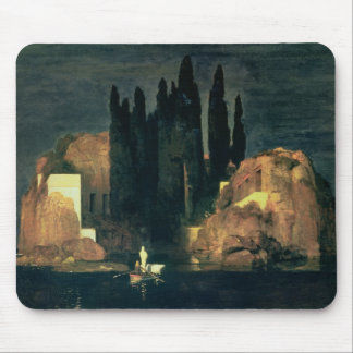 The Isle of the Dead, 1880 (oil on canvas) Mouse Pad