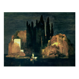 The Isle of the Dead, 1880 (oil on canvas) Postcards