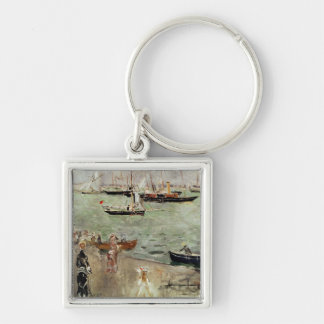 The Isle of Wight, 1875 Keychain