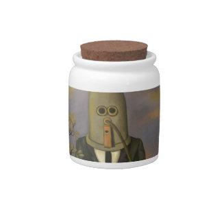 The Isolator Candy Jar