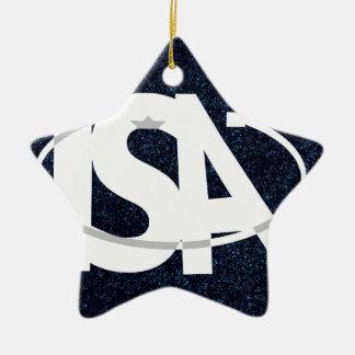 The Israel Space Agency - סוכנות החלל הישראלית Ornaments