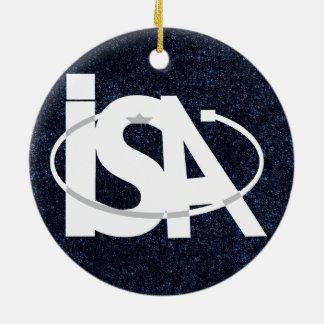 The Israel Space Agency - סוכנות החלל הישראלית Ornament