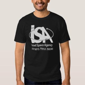 The Israel Space Agency - סוכנות החלל הישראלית Tshirts