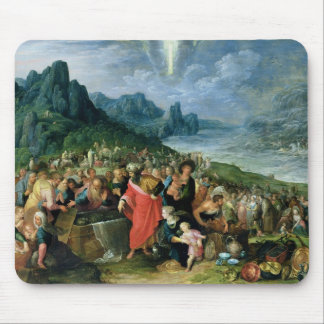 The Israelites on the Bank of the Red Sea, 1621 Mouse Pad