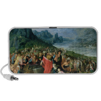 The Israelites on the Bank of the Red Sea, 1621 Travelling Speaker