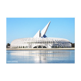 The IST @ Florida Poly Canvas Print