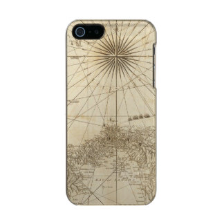 The Isthmus of Panama Metallic Phone Case For iPhone SE/5/5s