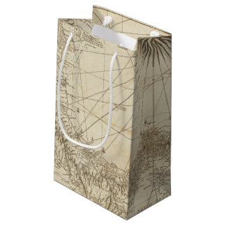 The Isthmus of Panama Small Gift Bag