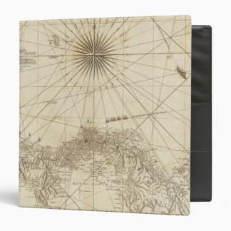 The Isthmus of Panama Vinyl Binder