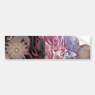 The ~ it is, the cat Imabari compilation Bumper Stickers