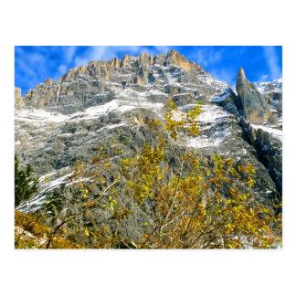 The Italian Alps 2 Postcard