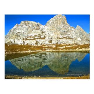 The Italian Alps 3 Postcard