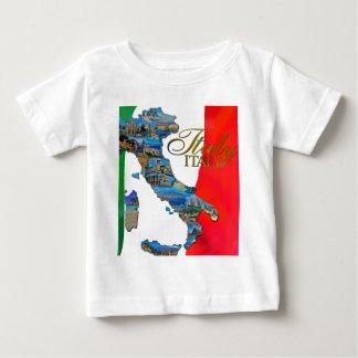 """The Italian """"Boot"""" Baby T-Shirt"""