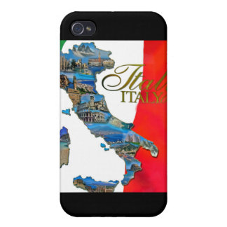 """The Italian """"Boot"""" iPhone 4/4S Cover"""
