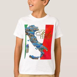 "The Italian ""Boot"" T-Shirt"