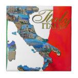 "The Italian ""Boot"" Tile"