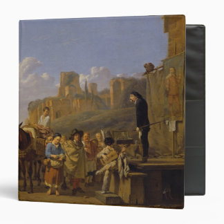 The Italian Charlatans, 1657 Vinyl Binders