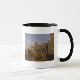 The Italian Charlatans, 1657 Mug